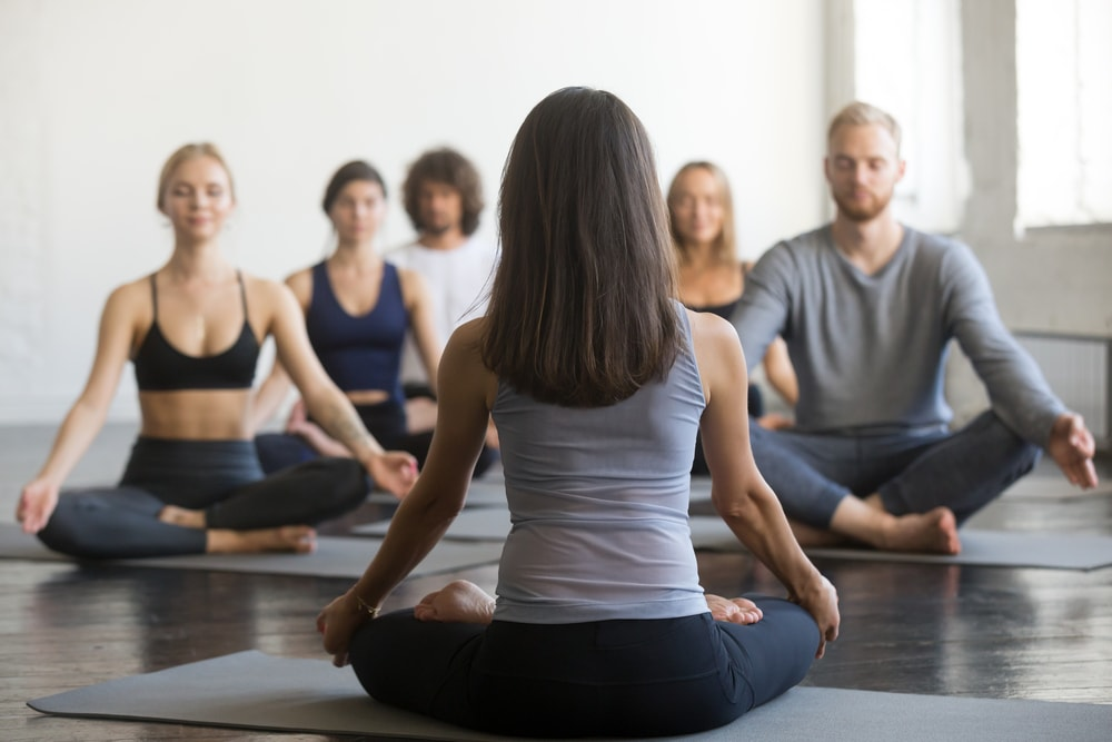 Dubai Yoga meditation Training