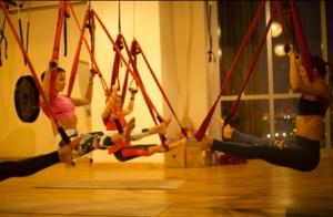 swing yoga dubai