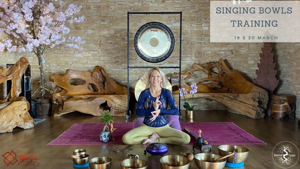 Sound Healing Teacher Training