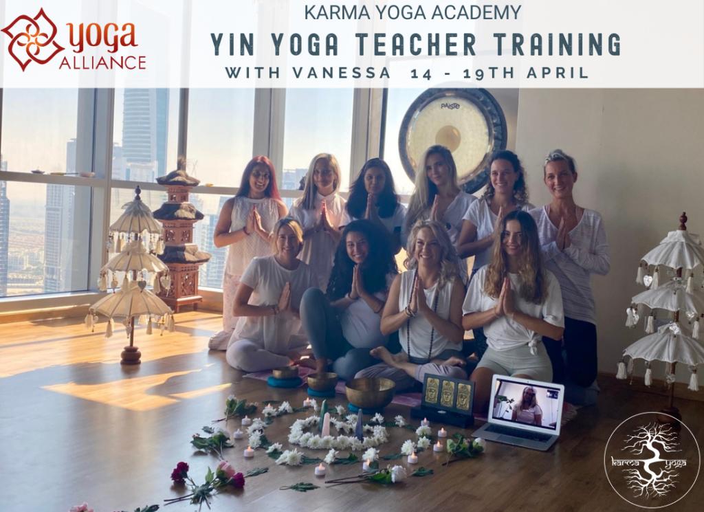 Yin Teacher Training
