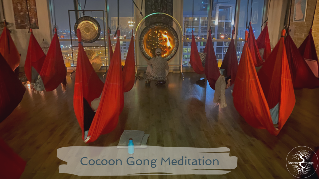 Cocoon Gong Meditation